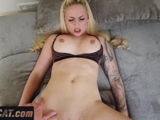 Cat porno lucy nackt Lucy