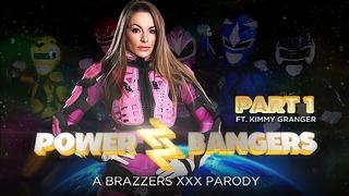 Power Bangerz – A Brazzers XXX Parody – Brazzers