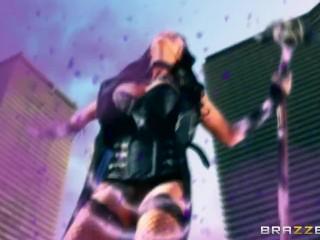 Power Bangers: Egy XXX paródia 5 rész - Brazzers