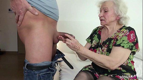 Grannyficken Grannys Fucking