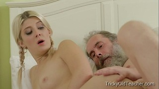 Tricky Old Professor – Gabby Does Whatever It Gets To Get A Head